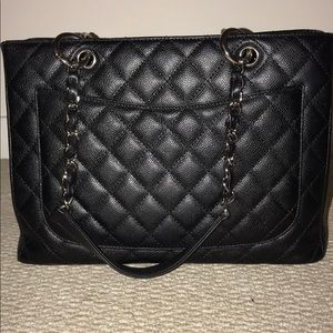 CHANEL Bags - CHANEL Grand Shopping Large Tote Bag